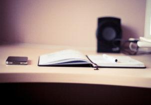 the-diary-with-black-iphone-picjumbo-com