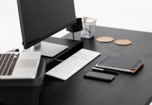 black-modern-minimalistic-desk-picjumbo-com